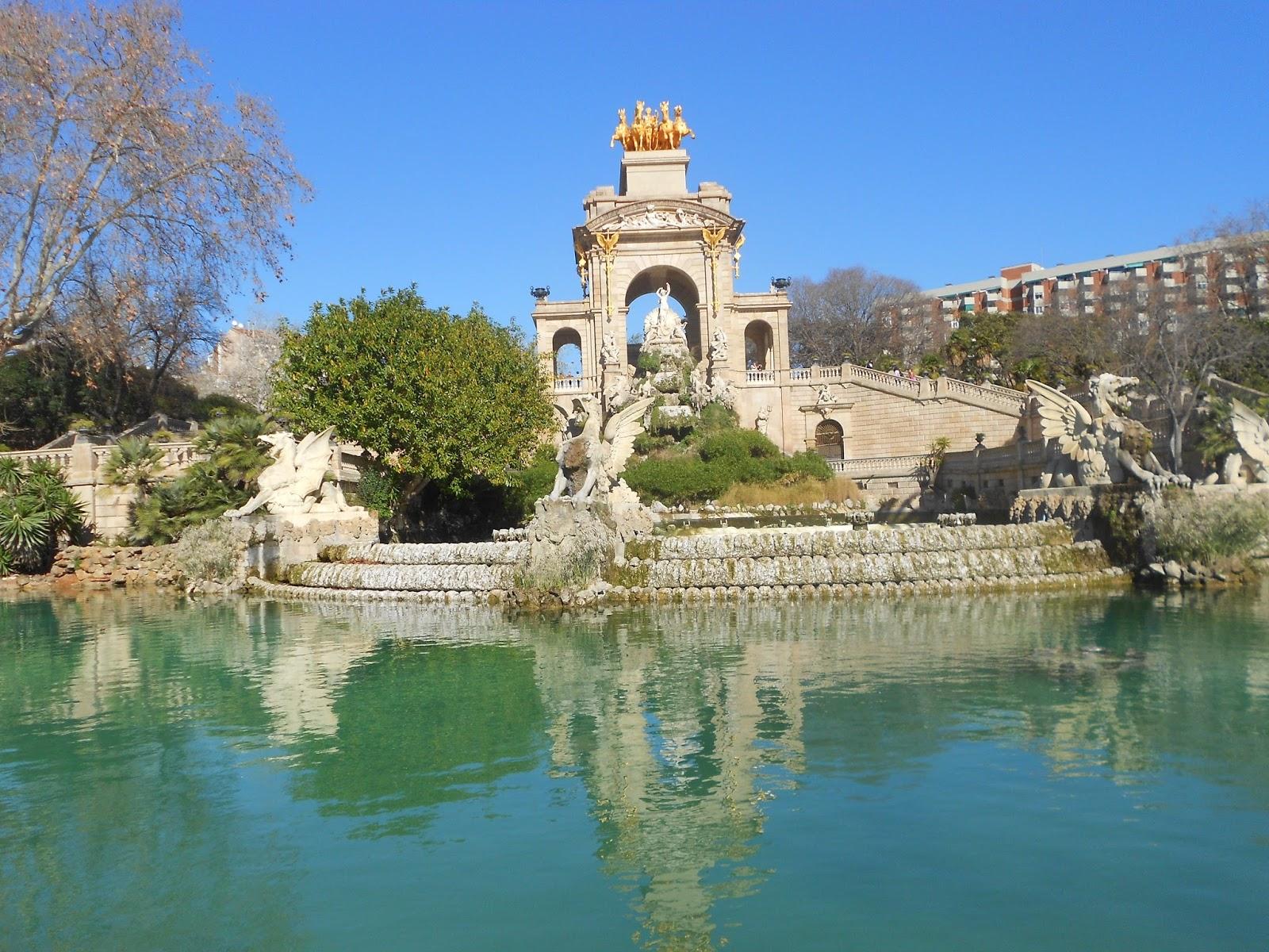 Barcelona Parc Ciutadela