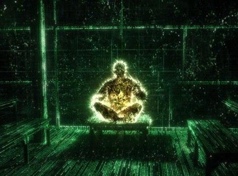 Из виртуального пространства в духовное