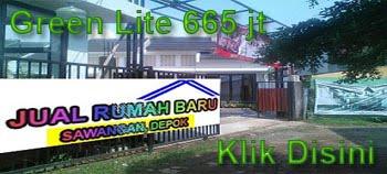 Rumah Murah Sawangan Harga 665 Juta