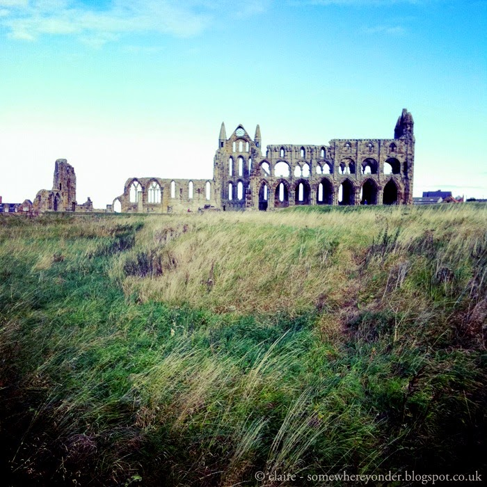 Whitby Abbey - England