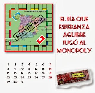 Elisabeth Maggie y ese tablero de juego al que llamamos España