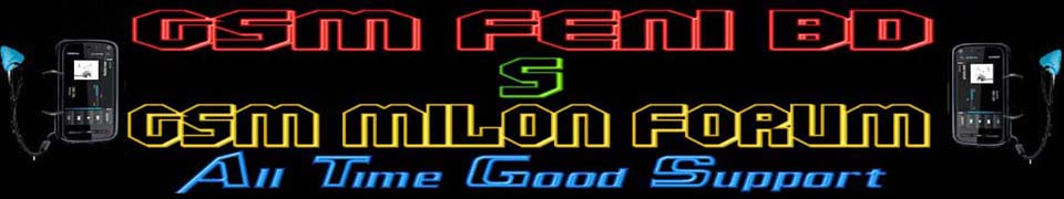 WelCome To Gsm Milon Forum