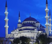 Blue Mosque-Turkey