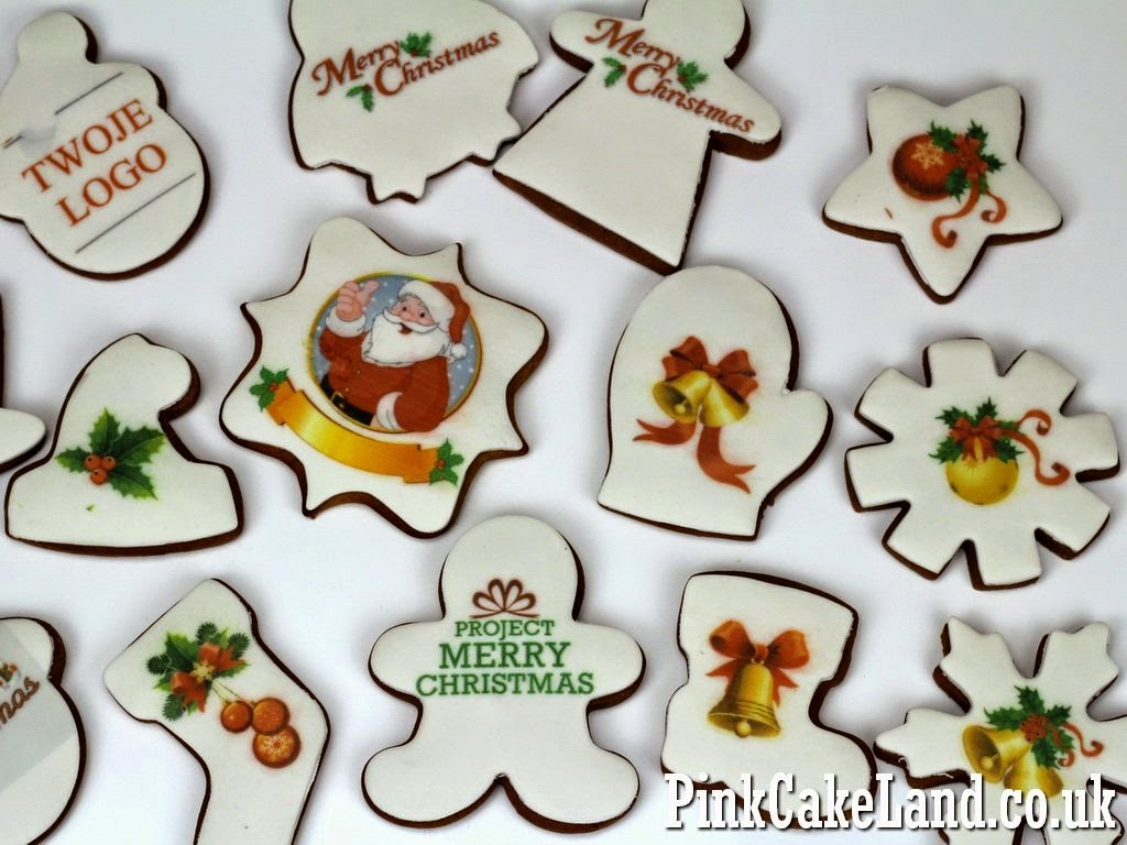 Corporate Xmas Cookies