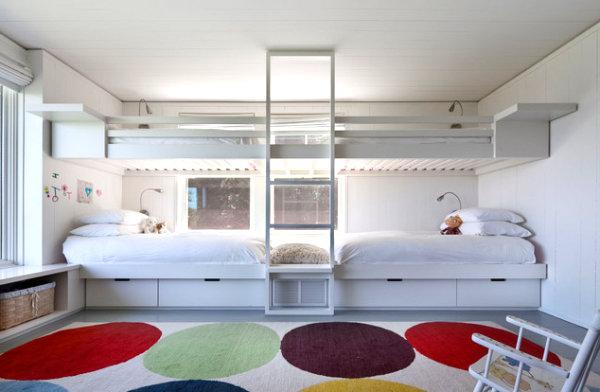ranjang tingkat untuk kamar tidur minimalis desain rumah