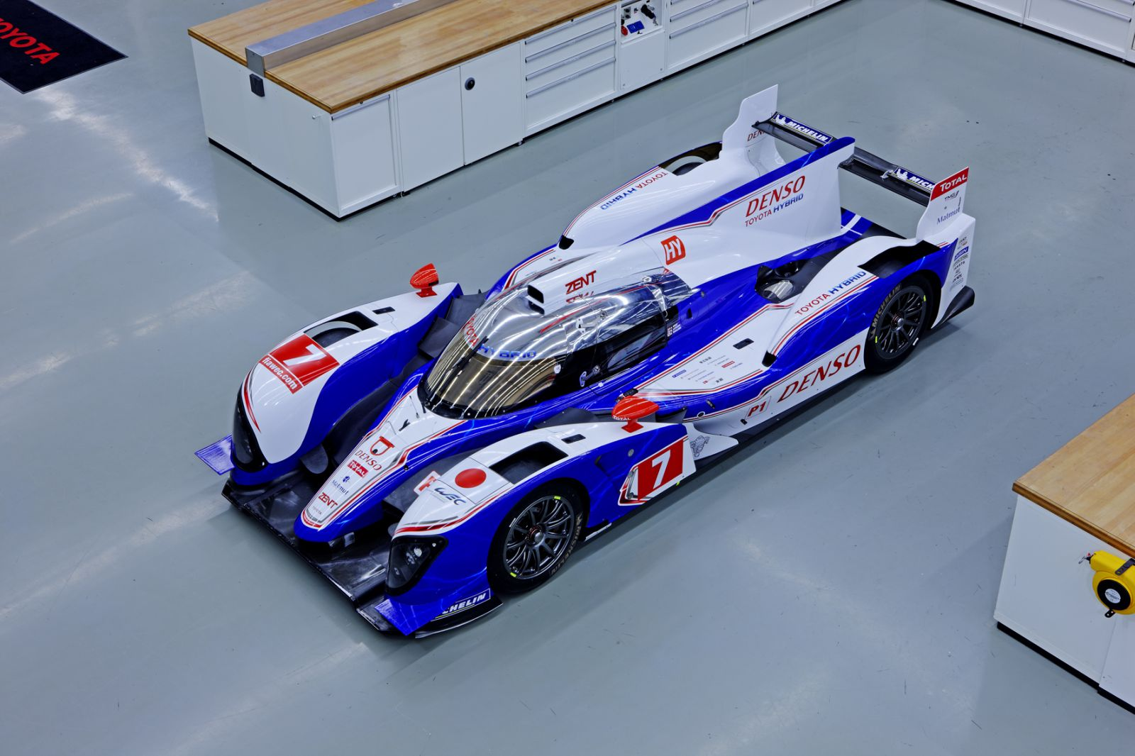 Daily Cars: Toyota Racing to make motorsport history with two ...