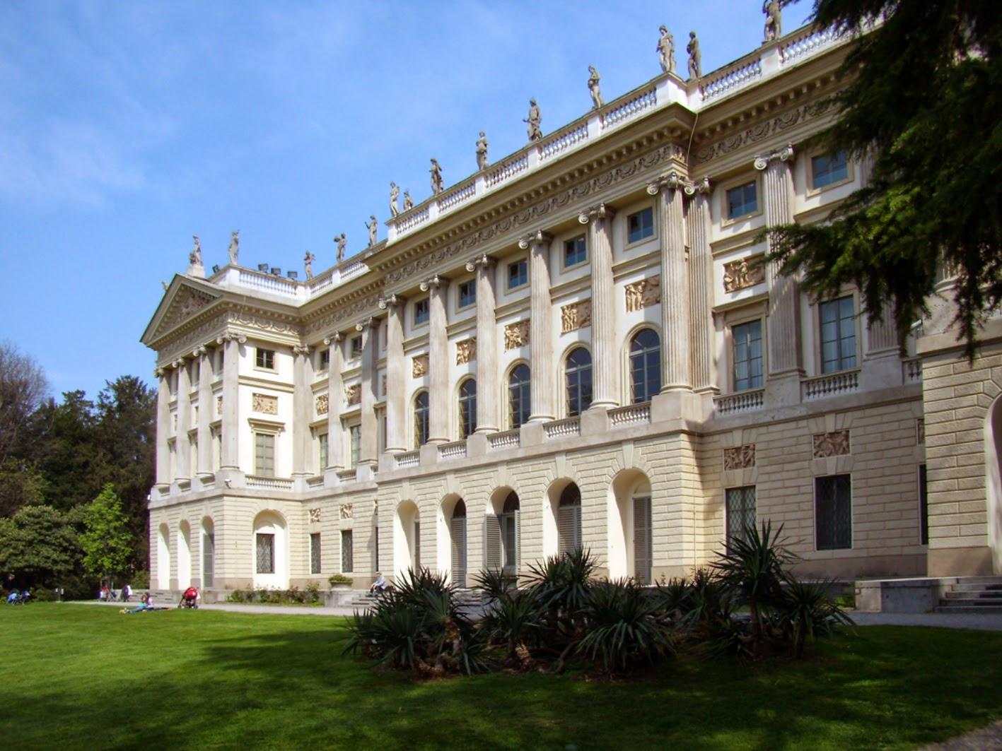 Urbanfile milano zona porta venezia riapre la - Parco di porta venezia ...