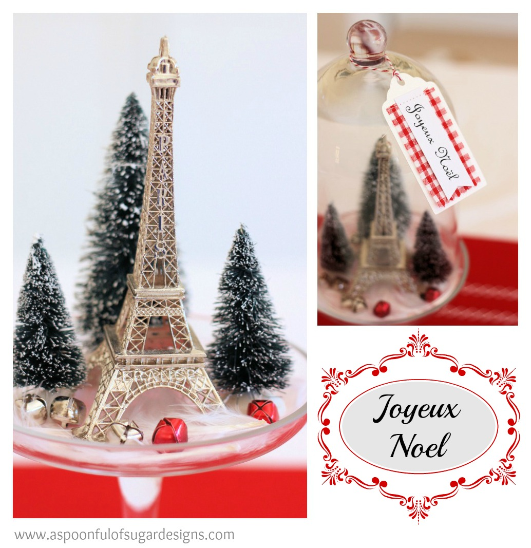 Paris Department Store Christmas Decorations: 20 French Inspired Projects And Recipes