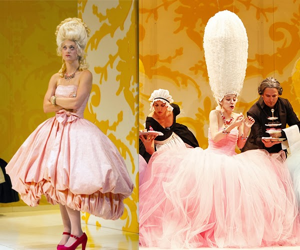 less historical and a little more modern but you dont have to limit yourself to those sexy marie antoinette costumes lining the store shelves