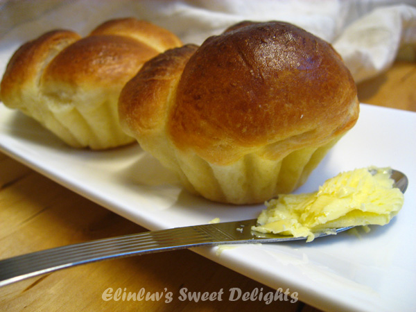 Elinluv's Sweet Delights: Bubble-Top Brioches - French ...
