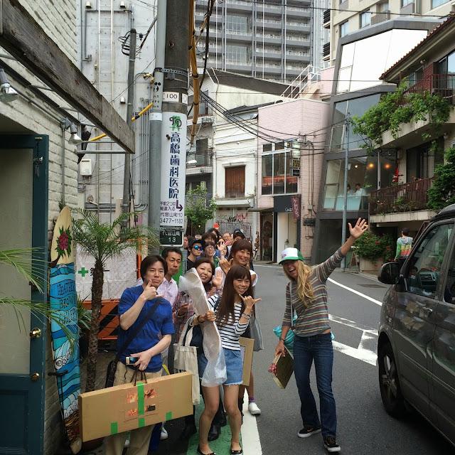 heather brown gallery tokyo