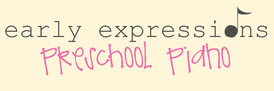 Early Expressions Piano Camps
