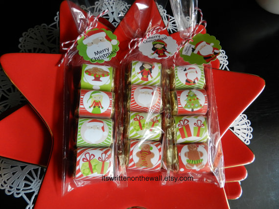 Yummy Stocking Stuffers-Neighbor Gifts too
