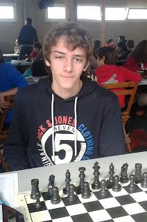 LUIS DIAZ ZEHL, CAMPEON JUVENIL DE ALMERIA