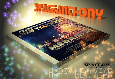 New Year\'s Eve Megamix (2011) (by SpaceAnthony)