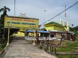 Objek Wisata Pulau Penyengat Tanjungpinang masih belum menjual
