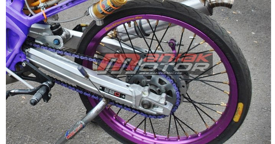 Segera Ban Drag Bike IRC Eat My Dust Resmi Diproduksi IRC