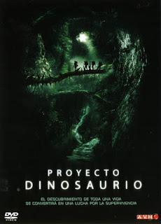 Proyecto dinosaurio (The Dinosaur Project) (2012)