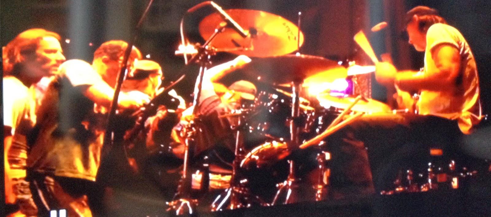 Stooges Drummer