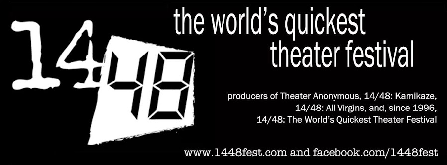 14/48: The World's Quickest Theater Festival