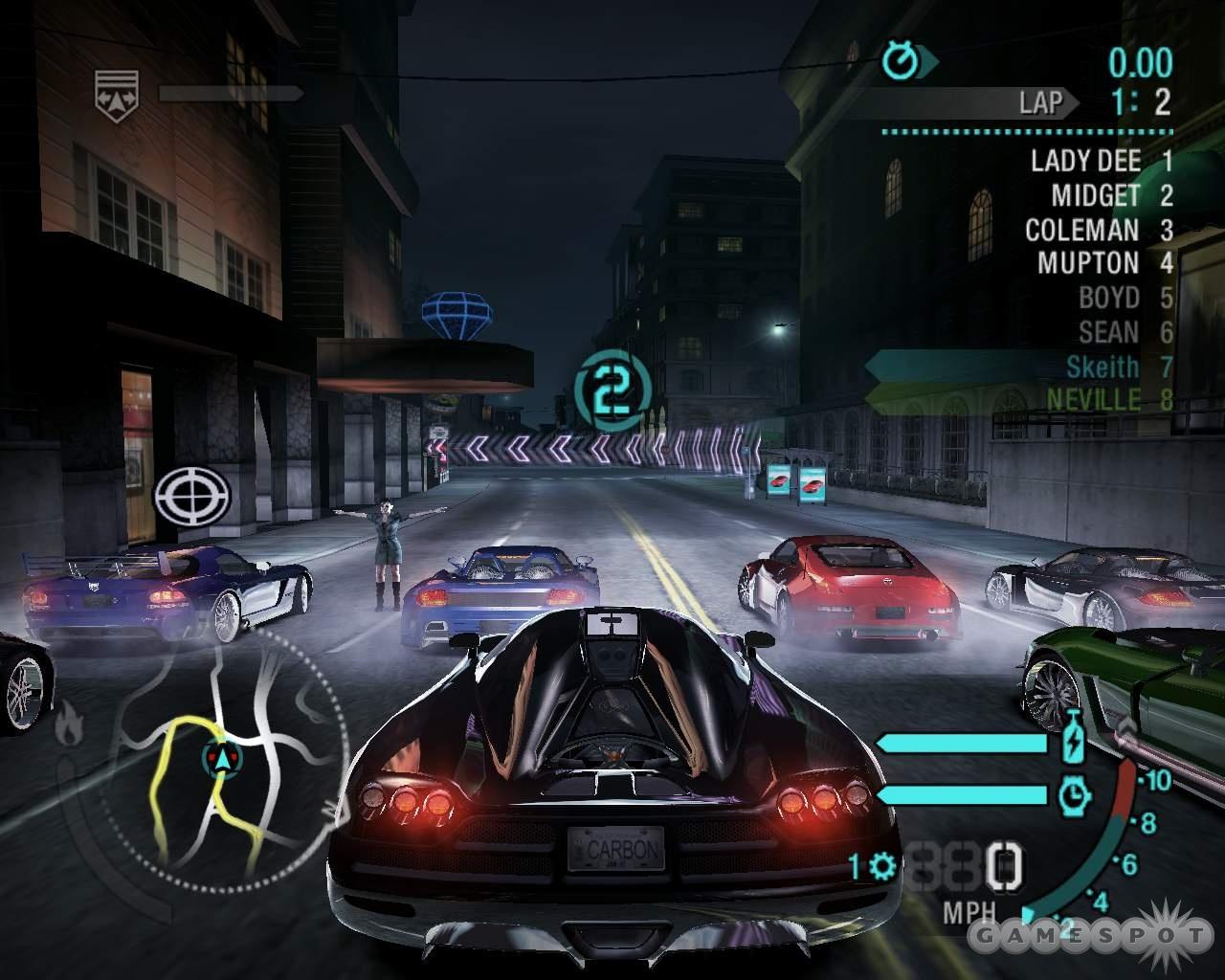 Juegos De Need For Speed Carbono