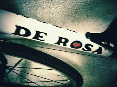 De Rosa Titanio