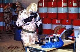 Porto italiano per le armi chimiche siriane