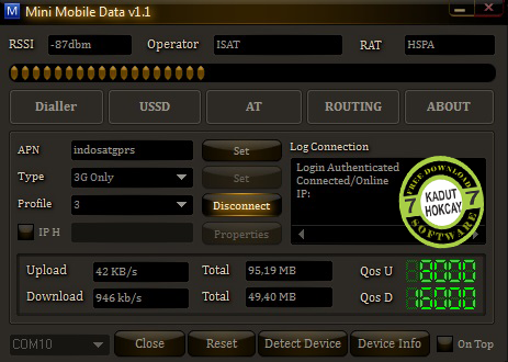 Download MDMA Mini Mobile Data V.1.1