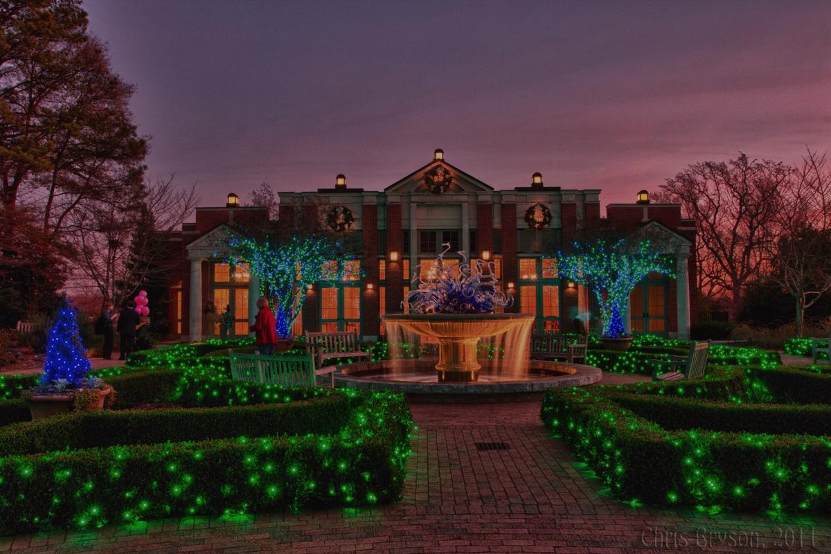atlanta botanical garden lights - Atlanta Botanical Garden Lights