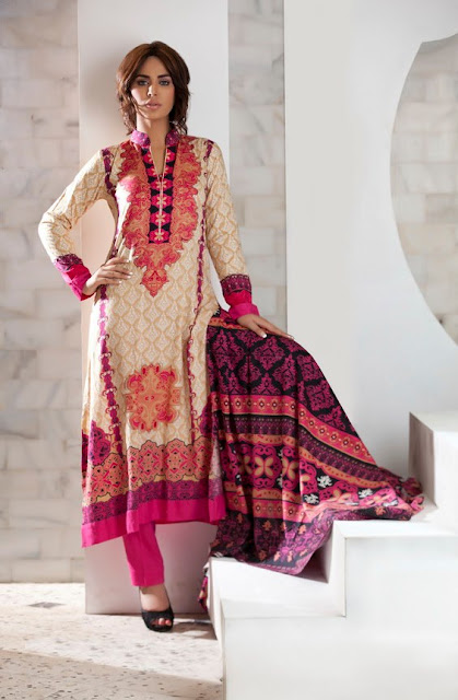 FirdousWinterColectioninEmbroudered252822529 - Firdous Embroidered Range for Winter 2012