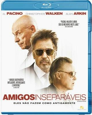 Capa do Filme Amigos Inseparáveis (2012) Torrent Dublado