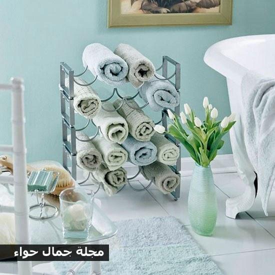 بالصور: 15 فكرة أنيقة لتجديد وتغيير شكل حمامك مجلة جمال حواء