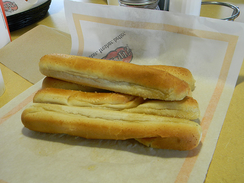 photo relating to Fazoli's Printable Coupons referred to as Sasaki Season: Copycat Recipes: Fazolis Breadsticks
