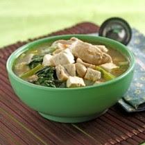 Cara Memasak Sup Ayam Jamur Pedas