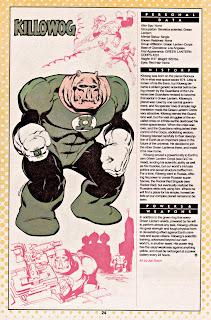 Kilowog (ficha dc comics)