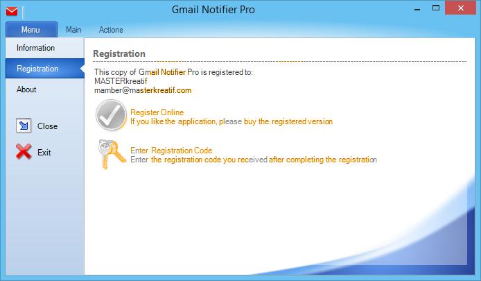 Gmail Notifier Pro 5.2.4