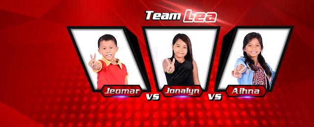 "Joemar vs Jonalyn vs Aihna ""Bawat Bata"" Battles The Voice Kids"