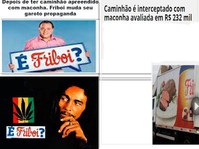 maconha bob marley marijuana friboi e tony ramos Brasil entretenimento