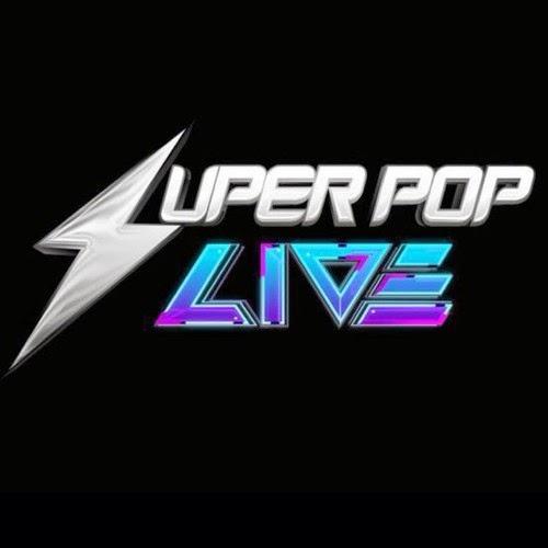 CD - NOVO SUPER POP LIVE 2015 AO VIVO NO PORTAL SHOW - 07 03 2015