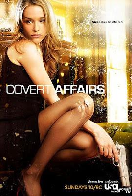 Baixar Covert Affairs 3ª Temporada Download Grátis