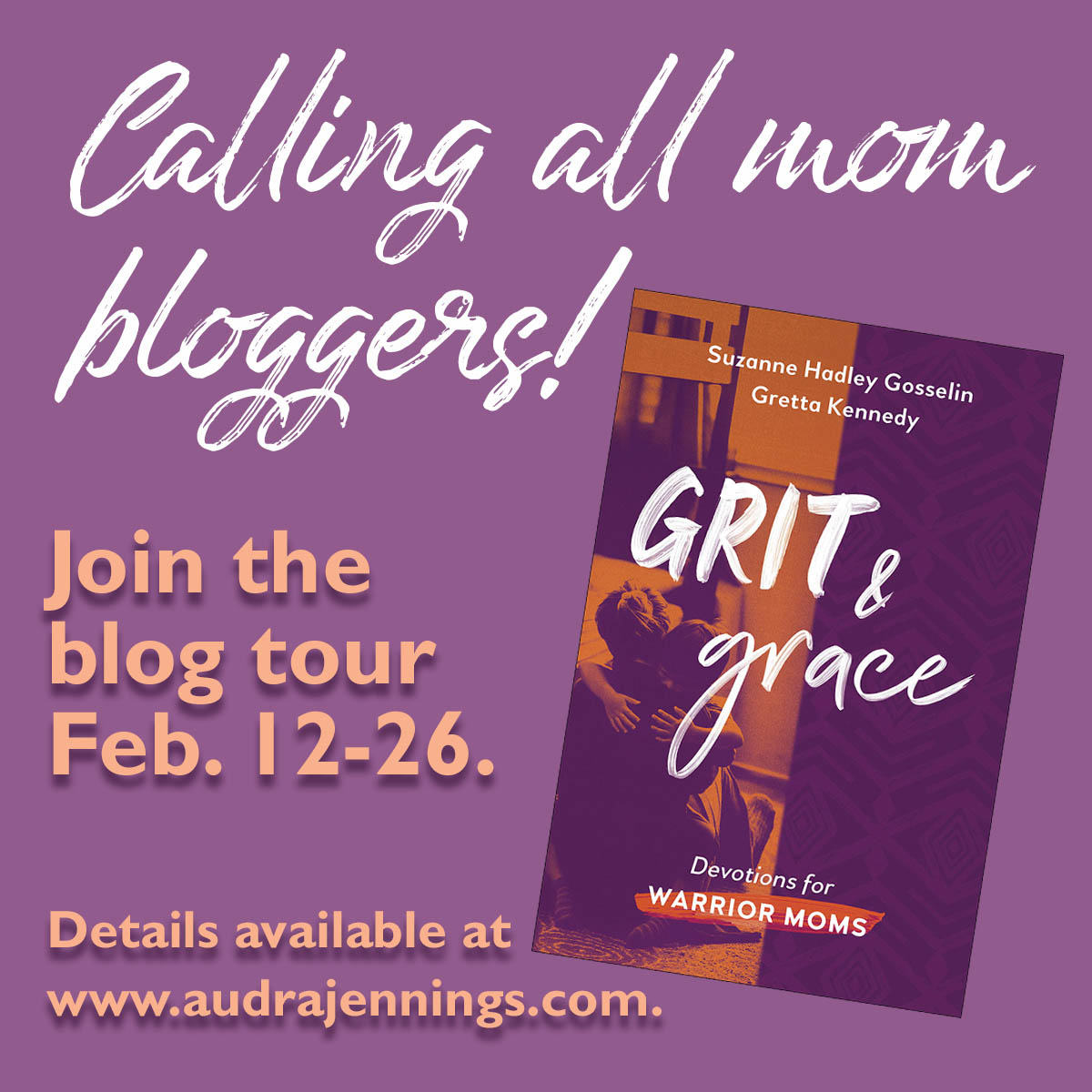 Join the Grit and Grace blog tour