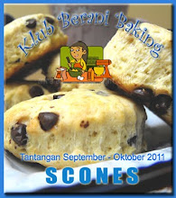 KBB#25 Scones