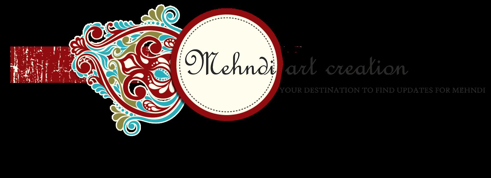 arabic mehndi designs for hands step by step | Mehndi art creation