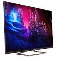 Televizor LED Smart TV 3D Philips, Ultra HD