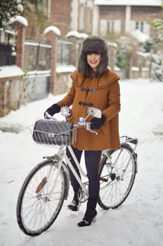 Winter Cycling 101