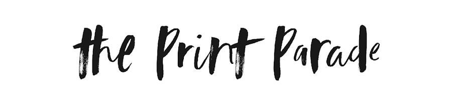 The Print Parade