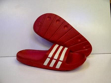 sandal merah,sandal red,sandal merah murah,