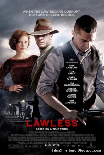 Lawless 2013 di Bioskop