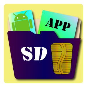how to send all apps to sd card