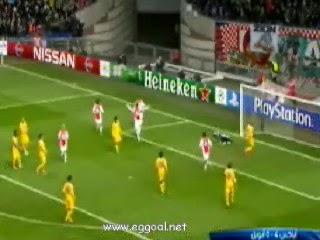 اهداف مبارة أياكس أمستردام  4- 0  أبويل نيقوسيا  [2014/12/10]  دورى ابطال اوربا